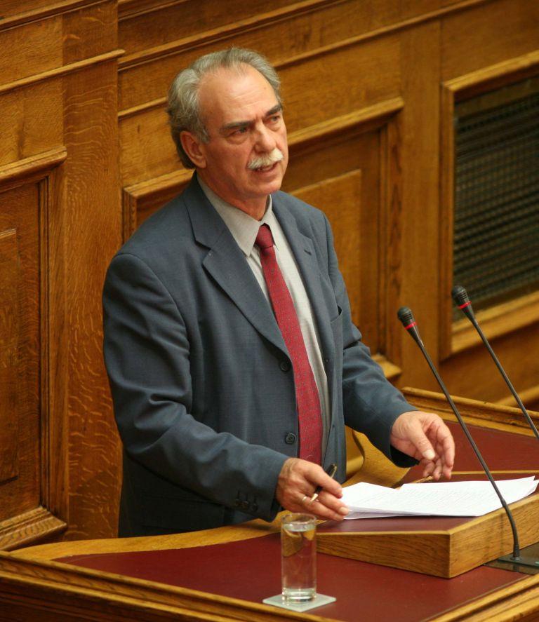Αντικαταστάθηκε από κοινοβουλευτικός εκπρόσωπος του ΚΚΕ ο Σπ. Χαλβατζής   tovima.gr
