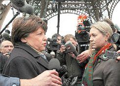 Η Μαρτίν Ομπρί είναι (και επισήμως)  η νέα ηγέτιδα των γάλλων Σοσιαλιστών   tovima.gr