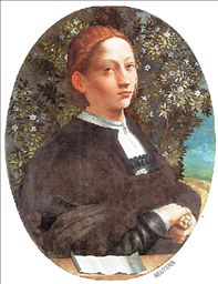 Αποκαλύφθηκε το μοναδικό πορτρέτο της Λουκρητίας Βοργία   tovima.gr