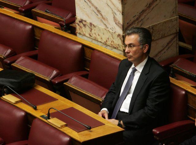 Ρουσόπουλος: Σκέφτομαι σοβαρά να επιστρέψω στην πολιτική   tovima.gr