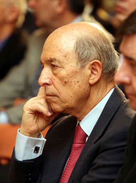 Κ. Σημίτης: «Χωρίς σχέδιο οδηγούμαστε στο περιθώριο της Ευρώπης»   tovima.gr