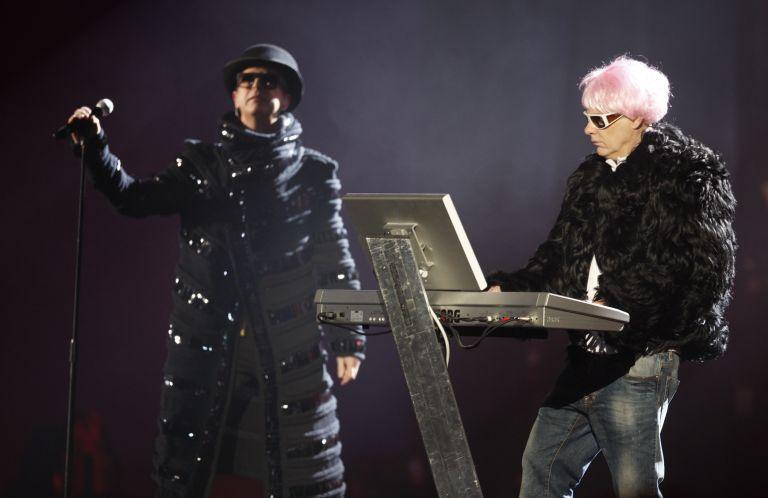 Musicbox: Οι Pet Shop Boys… χορεύουν | tovima.gr