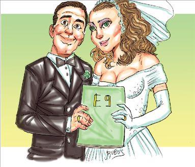 Ποσοστό γάμου από online dating