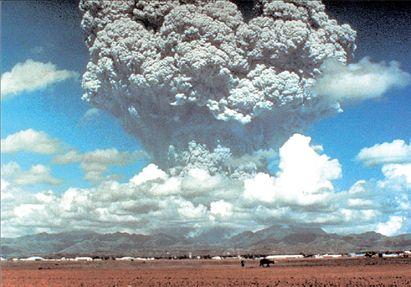 Ηφαιστειακή ομπρέλα για την υπερθέρμανση | tovima.gr