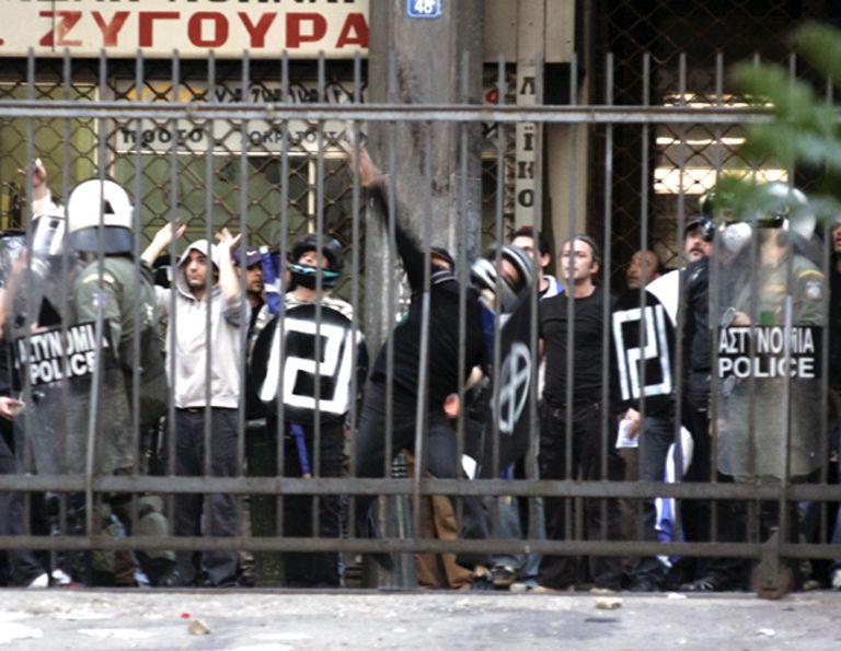 «Ιδιώνυμο η ακροδεξιά βία» προτείνει πρώην αστυνομικός και νυν  βουλευτής | tovima.gr