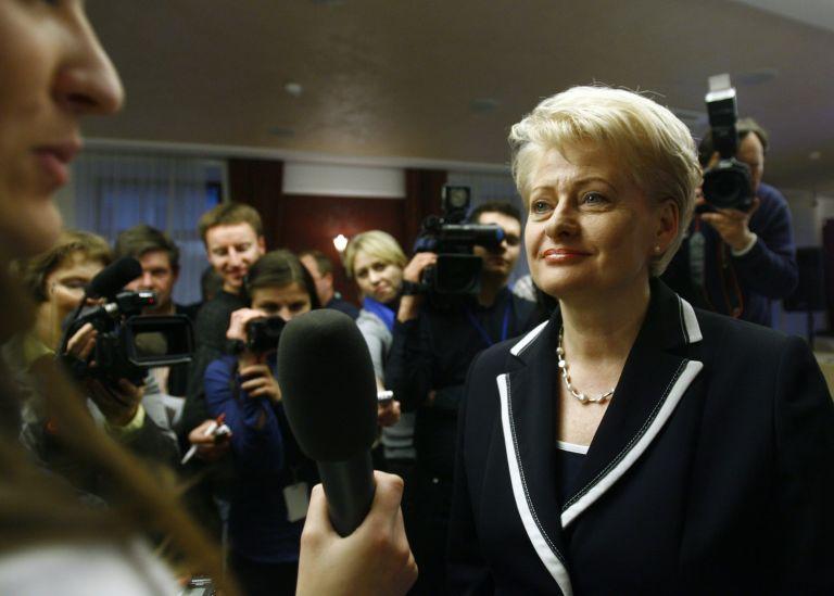 Οι προεδρικές εκλογές στην Λιθουανία «πάνε» σε δεύτερο γύρο | tovima.gr
