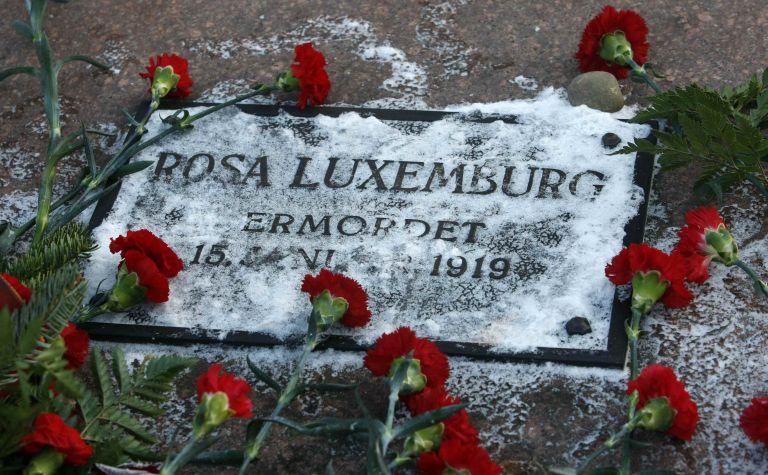 Ελληνικό παράρτημα ανοίγει το «Ιδρυμα Ρόζα Λούξεμπουργκ» | tovima.gr
