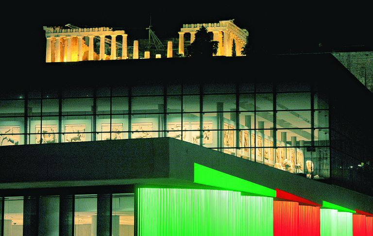 Μουσείο Ακρόπολης: Kλείνει τα δύο και γιορτάζει   tovima.gr