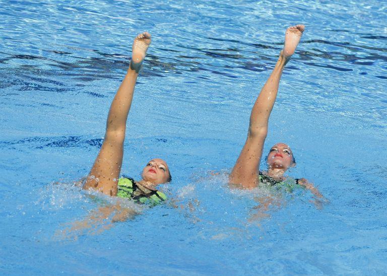 Η Σολωμού στον τελικό συγχρονισμένης κολύμβησης | tovima.gr