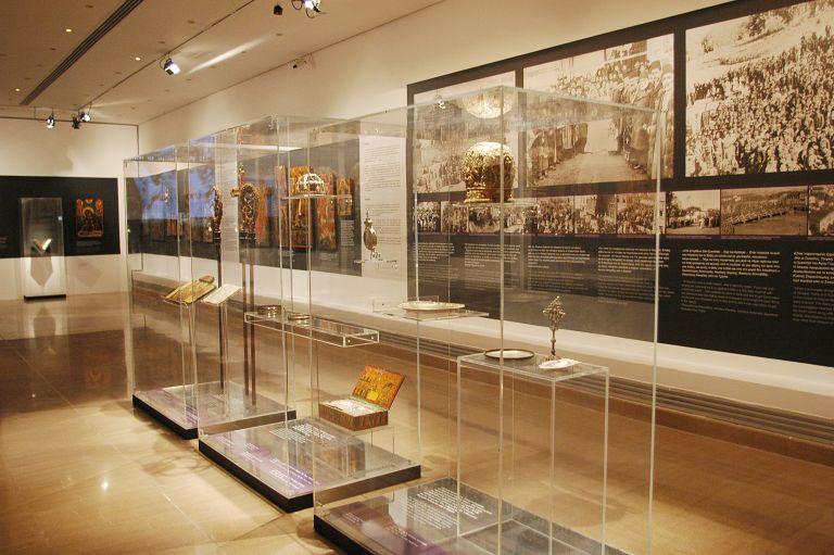 Ερευνα για τoν βανδαλισμό στο Βυζαντινό Μουσείο | tovima.gr