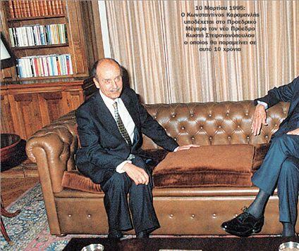 Τα παρασκήνια  των προεδρικών  εκλογών | tovima.gr