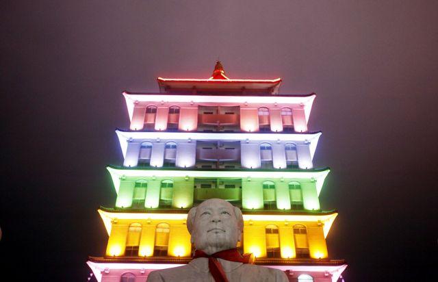Μάρτιν Ζακς: «Η Κίνα δεν είναι έθνος- κράτος, είναι πολιτισμός- κράτος».   tovima.gr