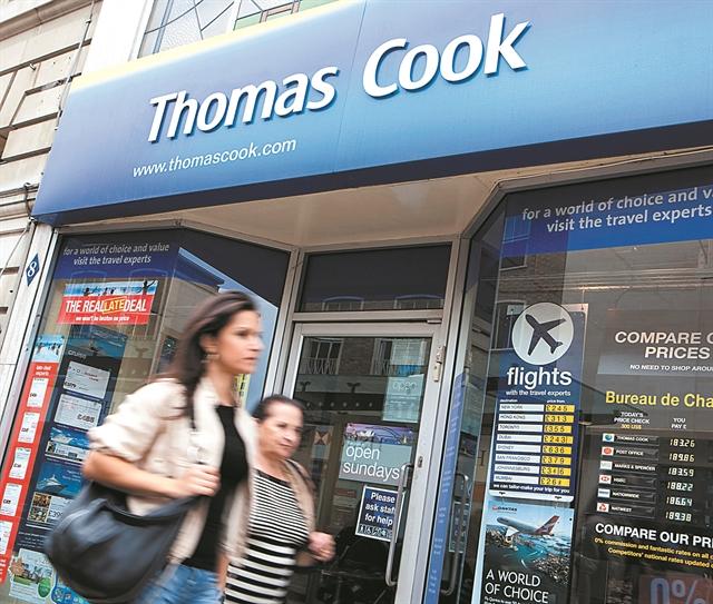 Κινέζοι, Ρώσοι και Τούρκοι πολιορκούν την Thomas Cook   tovima.gr