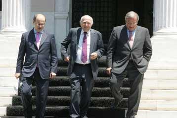 Συνέρχεται στο Μέγαρο Μαξίμου η Διυπουργική Επιτροπή για την οικονομία | tovima.gr