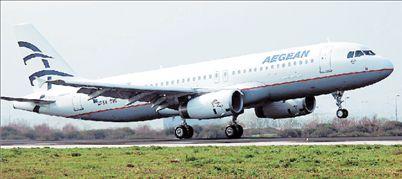 Αναβάλλει την αγορά τριών Αirbus  η Αegean Αirlines εξαιτίας της κρίσης | tovima.gr
