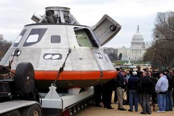 «Μη βιώσιμο» το αμερικανικό σχέδιο επιστροφής στη Σελήνη   tovima.gr