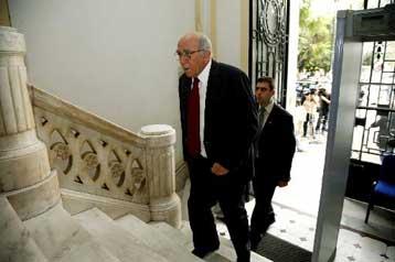 Για λαϊκισμό και γενικότητες κατηγόρησε το ΠΑΣΟΚ ο Γ. Σουφλιάς μετά τη συνεδρίαση της Κυβερνητικής Επιτροπής | tovima.gr