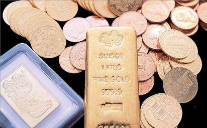 Στον χρυσό τώρα τα λεφτά | tovima.gr