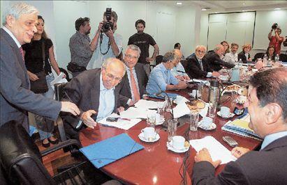 Εκκληση Παυλόπουλου στον ΣΥΡΙΖΑ να ορίσει πρόεδρο | tovima.gr