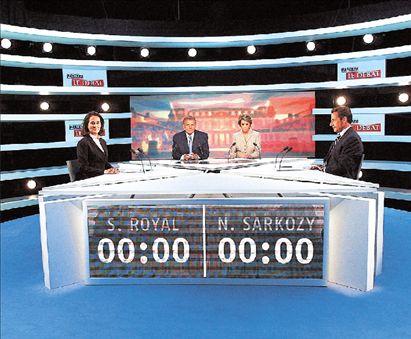 ΕΚΛΟΓΕΣ 2009 Αλλάζει μορφή και όρους το ντιμπέιτ   tovima.gr