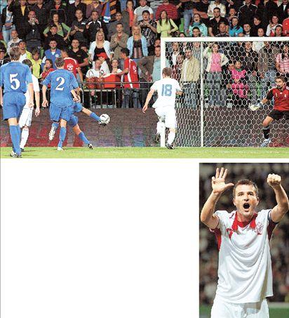 <b>Εθνική ποδοσφαίρου</b>Πέταξε βαθμούς στη Μολδαβία!   tovima.gr