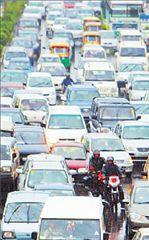 Το κυκλοφοριακό βλάπτει  σοβαρά την υγεία!   tovima.gr
