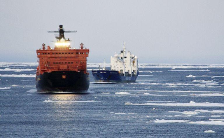 Μεγάλο ενδιαφέρον για τη ναυσιπλοΐα στην Αρκτική   tovima.gr