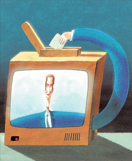 Οι έλληνες τηλεθεατές ψηφίζουν | tovima.gr