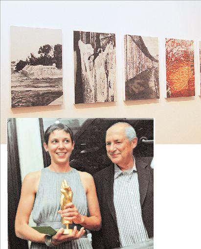 Στην Ειρήνη Ευσταθίου το Βραβείο ΔΕΣΤΕ | tovima.gr