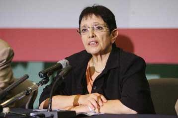 Ασφαλές χτύπημα για ΝΔ και ΠΑΣΟΚ το ΚΚΕ, τονίζει η Αλέκα Παπαρήγα | tovima.gr