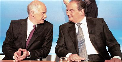 <b>Διαξιφισμοί για τα ντιμπέιττων πολιτικών αρχηγών</b> | tovima.gr