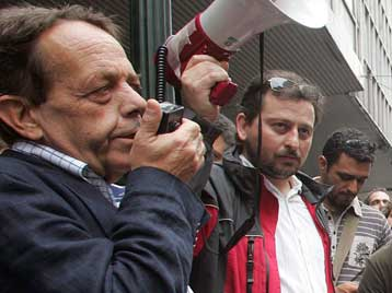 Ο Βασίλης Μουλόπουλος επικεφαλής της λίστας Επικρατείας του ΣΥΡΙΖΑ | tovima.gr