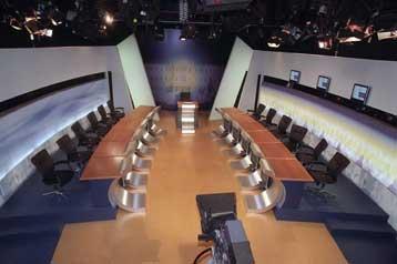 Προς συμφωνία για την τηλεμαχία των έξι πολιτικών αρχηγών | tovima.gr