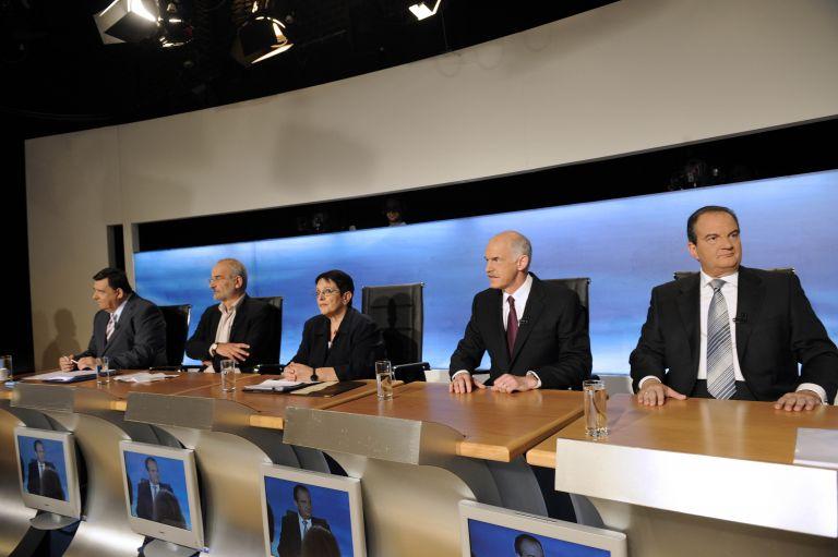 Το ντιμπέιτ των έξι πολιτικών αρχηγών και οι αλλαγές στο τηλεοπτικό πρόγραμμα | tovima.gr