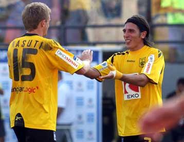 «Επιστροφή στις νίκες», υπόσχονται οι ποδοσφαιριστές του Αρη, Νασούτι και Αράνο | tovima.gr
