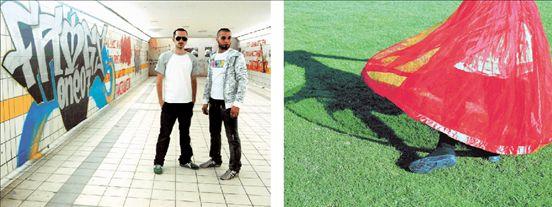 «Μολών λαβέ» από 300 νέους καλλιτέχνες | tovima.gr