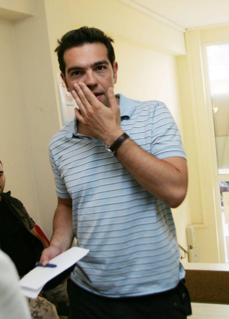 <b>ΣΥΡΙΖΑ </b> H εμφάνιση του κ. Τσίπρα  τόνωσε το ηθικό | tovima.gr