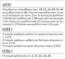 Η ΤΥΧΗ ΣΗΜΕΡΑ   tovima.gr