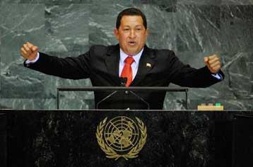 «Μυρίζει ελπίδα» ο Μπαράκ Ομπάμα τόνισε ο Τσάβες στην ομιλία του στον ΟΗΕ | tovima.gr