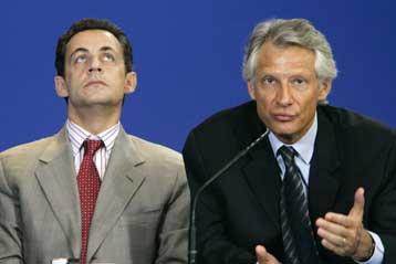 Στην αντεπίθεση ο Ντε Βιλπέν με μήνυση κατά Σαρκοζί για το τεκμήριο της… ενοχής | tovima.gr