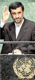 Ο Αχμαντινετζάντ επιζητεί διάλογο | tovima.gr