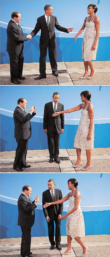 Οταν οι Ομπάμα «άγγιξαν» το διαζύγιο | tovima.gr