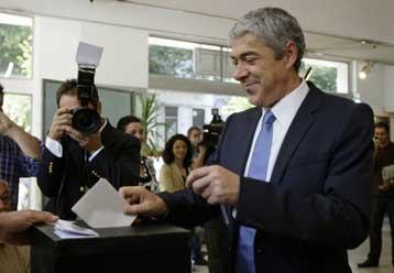 Νίκη των Σοσιαλιστών στην Πορτογαλία, χωρίς απόλυτη πλειοψηφία   tovima.gr