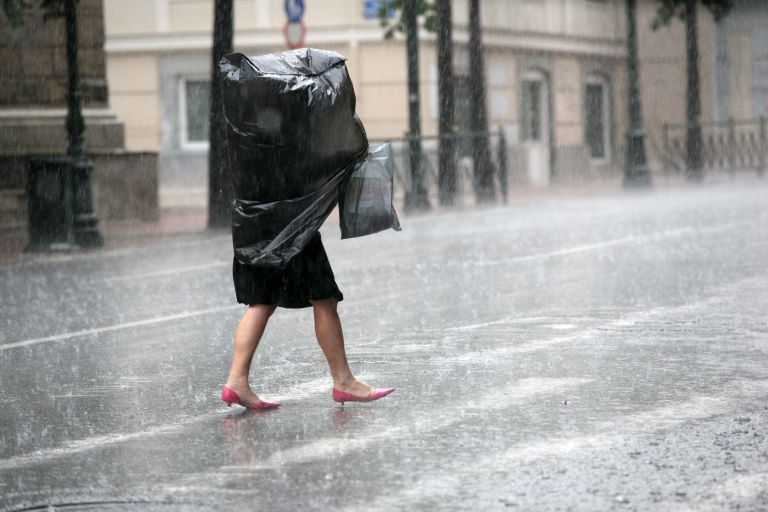 Η κλιματική αλλαγή θα φέρει πιο πολλές κι έντονες βροχές, σύμφωνα με νέα έρευνα | tovima.gr
