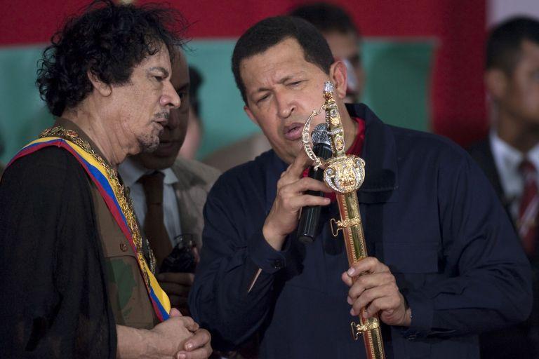 Καντάφι: «Ναι» στο ειρηνευτικό σχέδιο Τσάβες | tovima.gr