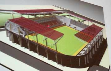 Αρχίζουν τα έργα για το νέο γήπεδο της Λάρισας | tovima.gr