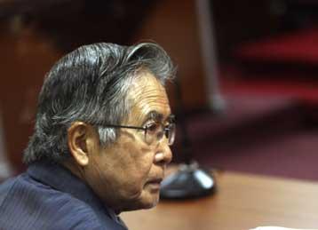 Σε έξι χρόνια κάθειρξη καταδικάστηκε ο πρώην πρόεδρος του Περού Αλ.Φουτζιμόρι | tovima.gr
