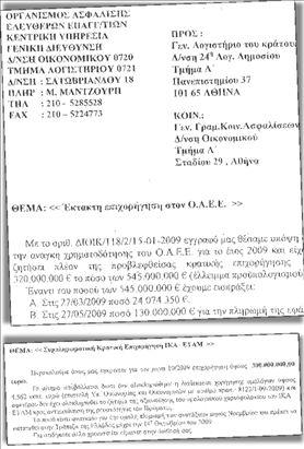 ΙΚΑ και ΟΑΕΕ ζητούν  …δανεικά για να  πληρώσουν συντάξεις | tovima.gr