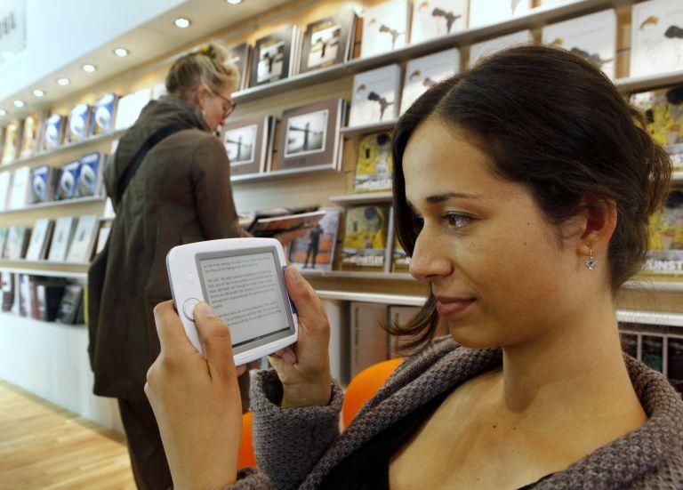 H µάχη  για το e-book | tovima.gr