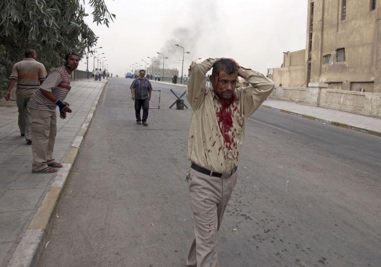 Δεκάδες νεκροί σε συγκρούσεις  Κούρδων-δυνάμεων ασφαλείας | tovima.gr